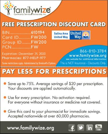 familywize - Free Prescription Card